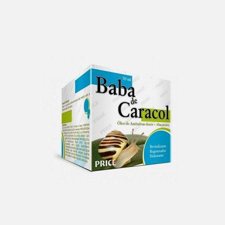 Price Baba de Caracol creme de rosto – 50ml – Fharmonat