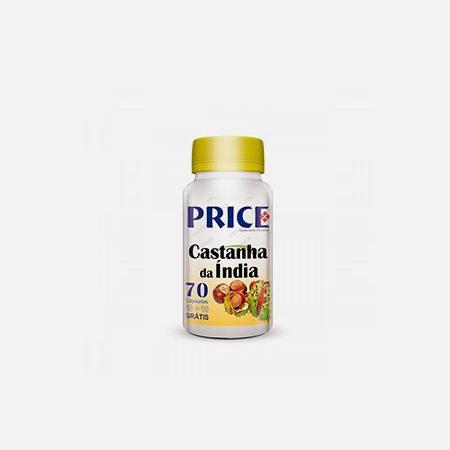 Price Castanha da Índia – 60+10 cápsulas – Fharmonat