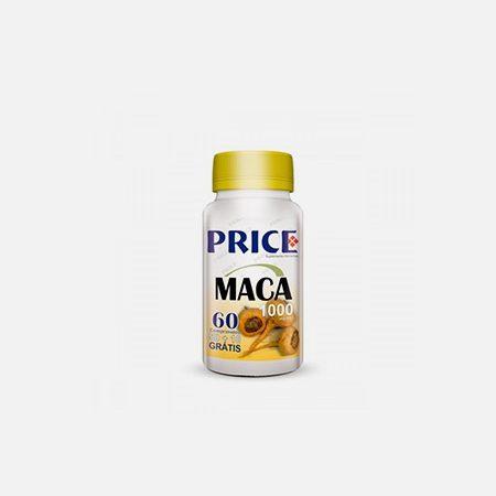Price Maca – 60 cápsulas – Fharmonat