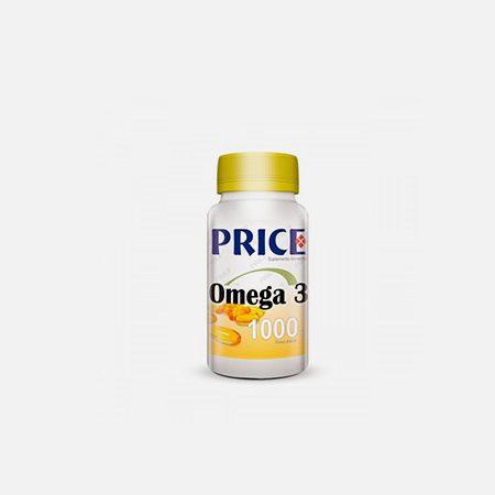 Price Omega 3 1000mg – 90 cápsulas – Fharmonat