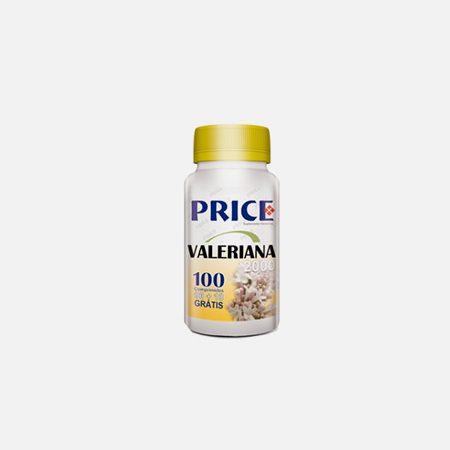 Price Valeriana – 90+10 cápsulas – Fharmonat