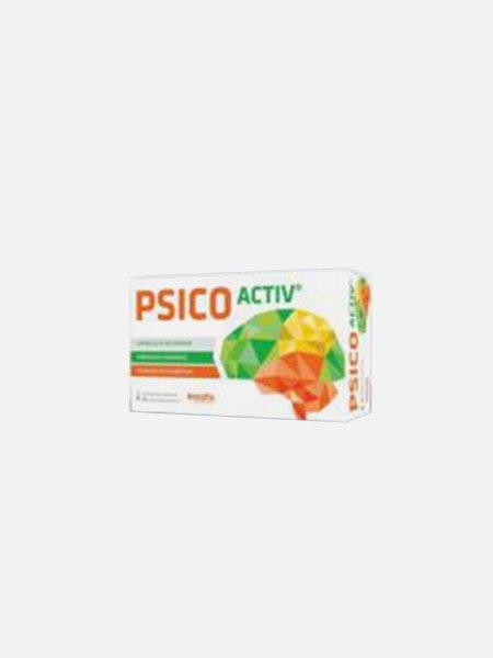 Psico Activ - 30 ampolas - Nasofis