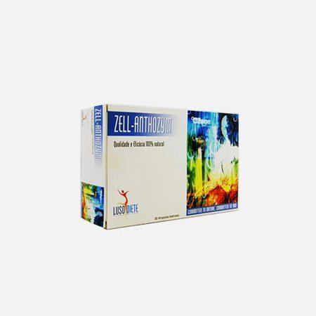 Zell-anthozym – 30 ampolas – Lusodiete