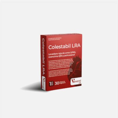 Colestabil LRA – 30 cápsulas – Herbora