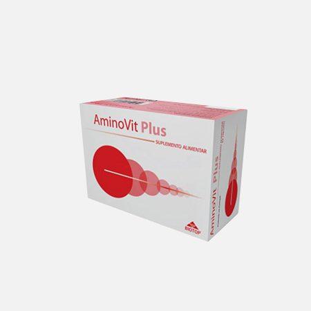 Aminovit Plus – 60 cápsulas – Biotop