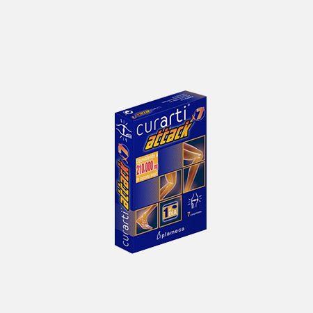 Curarti Attack – 7 comprimidos – Plameca