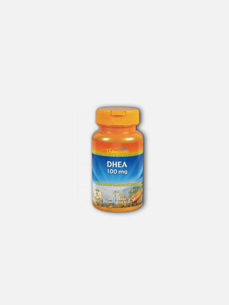 DHEA 100mg – 30 Cápsulas – Thompson
