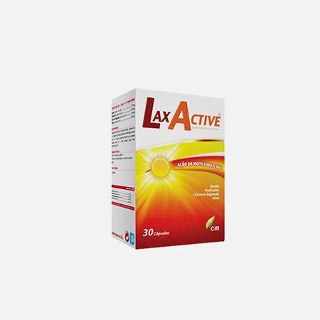 LaxActive – 30 cápsulas – CHI