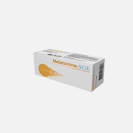 Melatonina Age – 60 comprimidos – Biotop