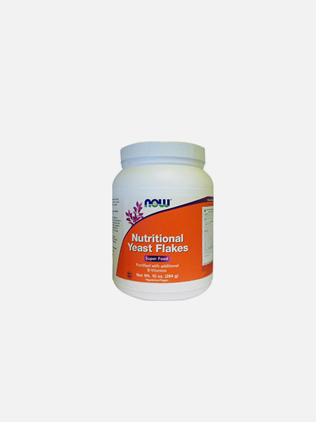 Nutritional Yeast Flakes - 284g - Now