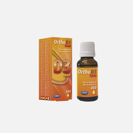OrthoD3 1000 – 20ml – Orthonat