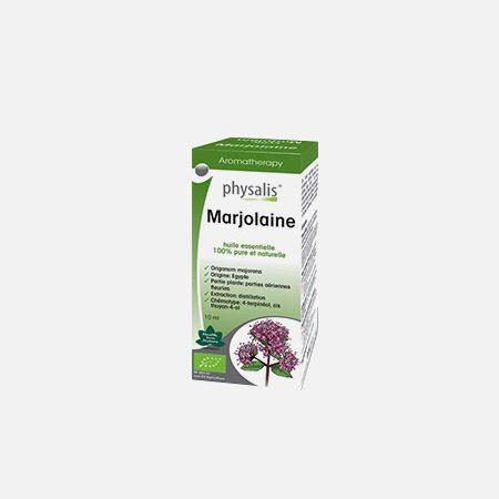Physalis Manjerona óleos essenciais – 10ml – Biocêutica