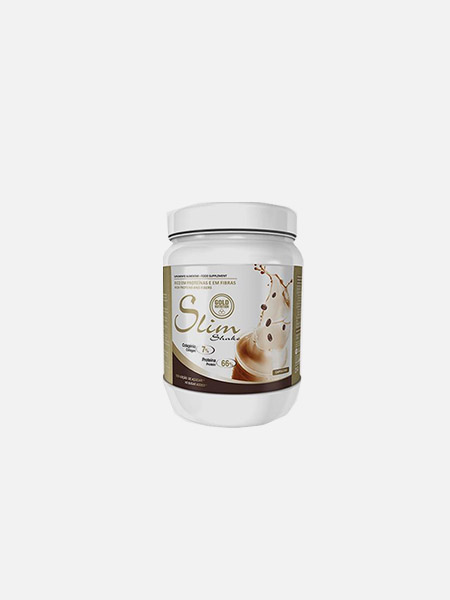 Slim Shake Cappuccino - 400g - Gold Nutrition