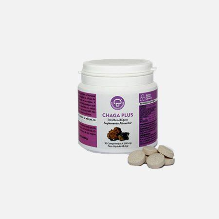 Chaga Plus – 90 comprimidos – MRL