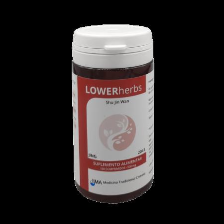 Lower Herbs 500mg – 100 comprimidos – IIMA