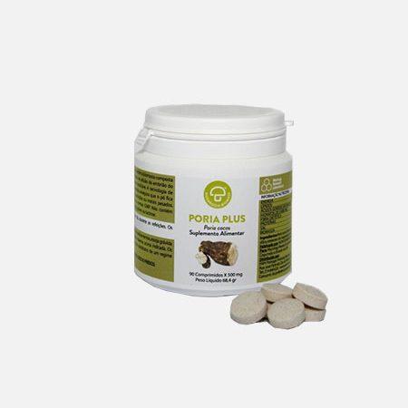 Poria Plus – 90 comprimidos – MRL