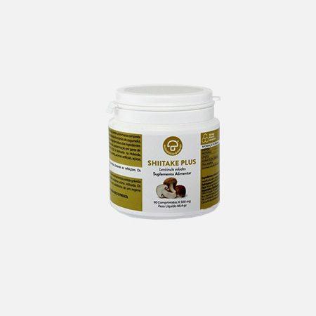 Shiitake Plus – 90 comprimidos – MRL
