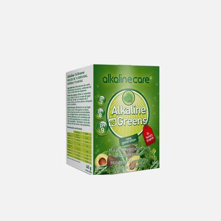 Alkaline 16 Greens – 20 saquetas – Alkaline Care