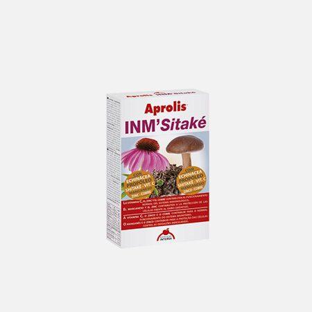 Aprolis INM'Shitake – 60 cápsulas – Dietéticos Intersa