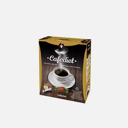 Cafediet – 12 Sticks – Novadiet