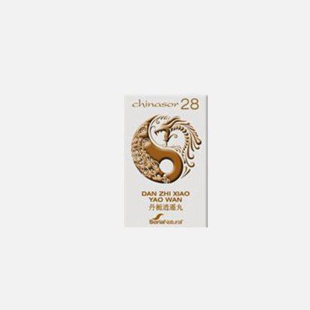 Chinasor 28 DAN ZHI XIAO YAO WAN – 30 comprimidos – Soria Natural