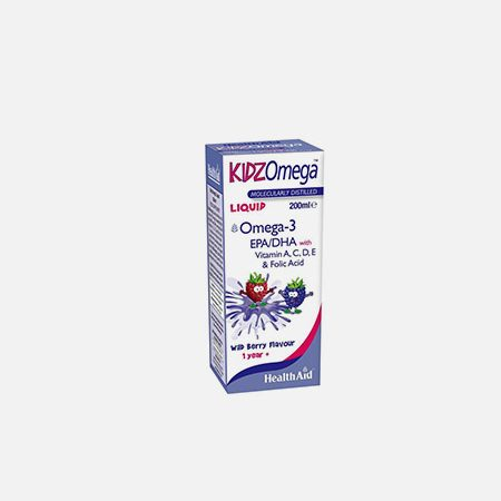 KidzOmega – 200ml – Health Aid