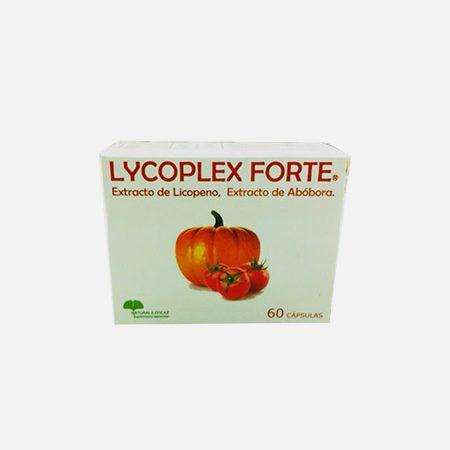 Lycoplex Forte – 60 cápsulas – Natural e Eficaz