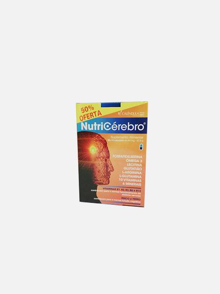 NutriCérebro 50% Oferta - 30+15 cápsulas - Calêndula