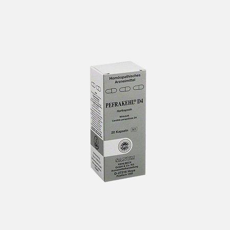 Pefrakehl D4 – 20 cápsulas – Sanum Kehlbeck