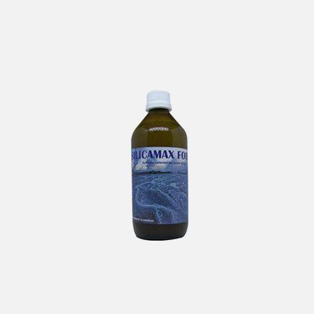 Silicamax Forte – 500ml – Natural e Eficaz