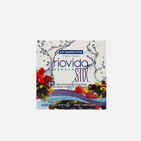 Transfer Factor RioVida Stix – 15 Saquetas – 4Life
