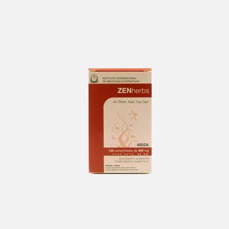Zen Herbs – 120 comprimidos – IIMA