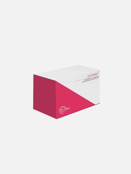 Zucrobet - 60 cápsulas - M.J.S. Med