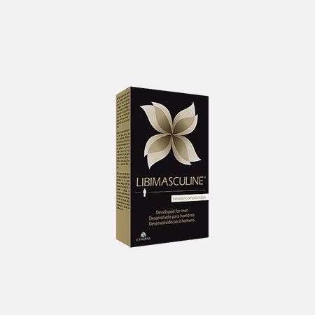 Libimasculine – 30 cápsulas – Y-Farma