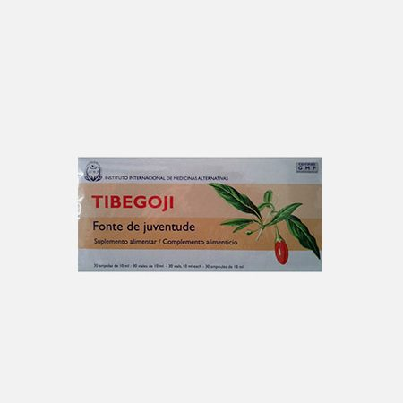 Tibegoji – 30 ampolas – IIMA