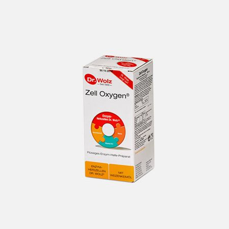 Zell Oxygen Enzymas – 250ml – Natiris