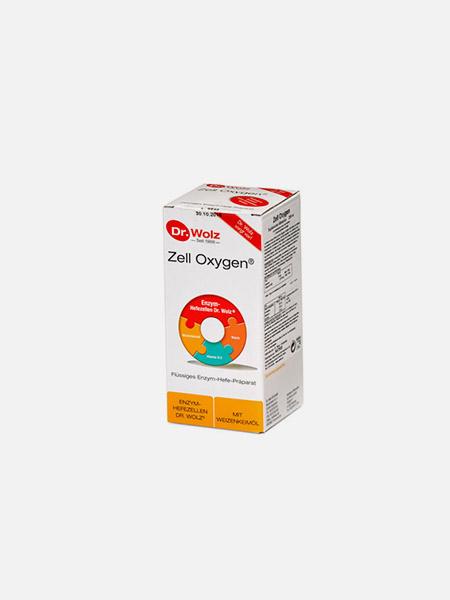 Zell Oxygen Enzymas - 250ml - Natiris