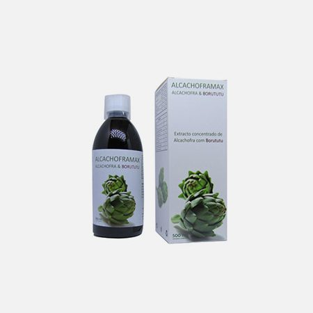 Alcachoframax Alcachofra e Borututu – 500ml – Natural e Eficaz