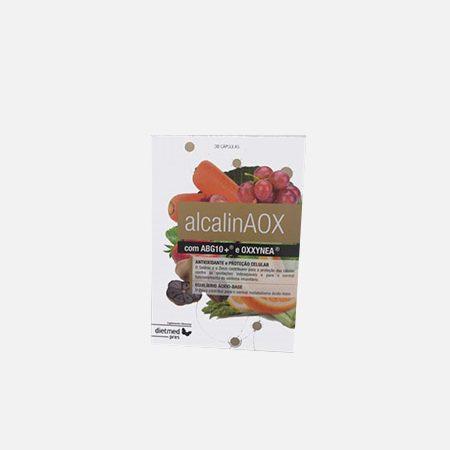 Alcalinaox – 30 cápsulas – DietMed