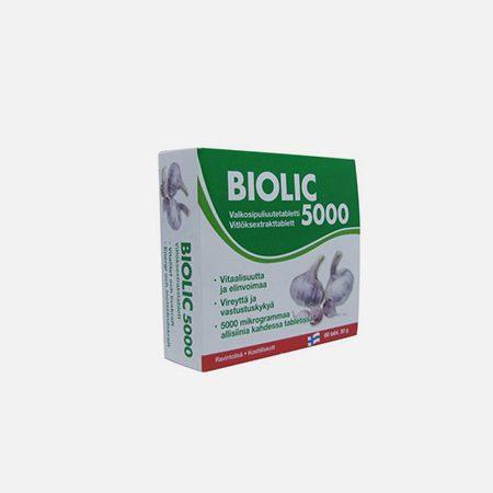 Biolic 5000 – 60 comprimidos – Natural e Eficaz
