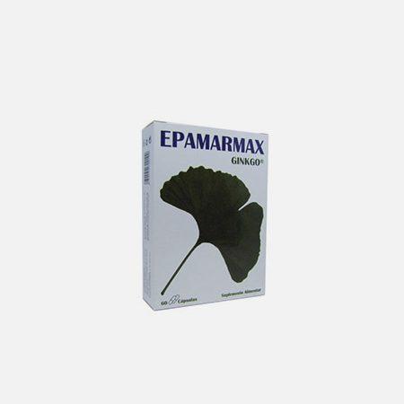 Epamarmax Ginkgo – 60 cápsulas – Natural e Eficaz