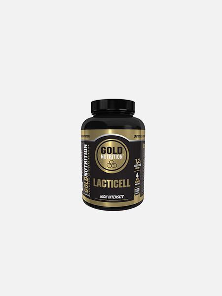 Lacticell - 180 cápsulas - Gold Nutrition