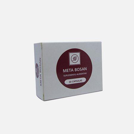 Metabosan – 60 cápsulas – Natural e Eficaz