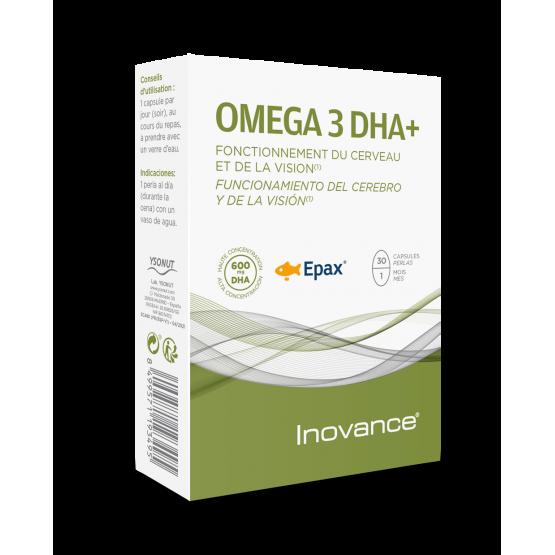 Inovance OMEGA 3 DHA+ - 30 cápsulas - Ysonut