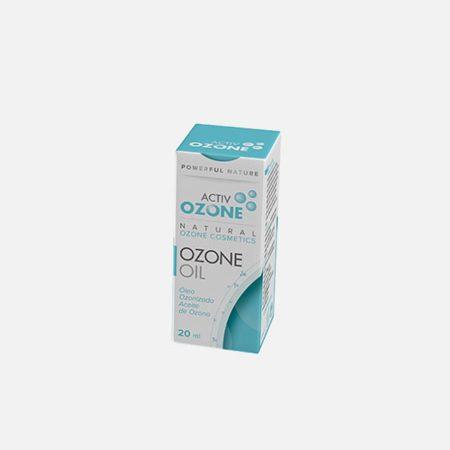 Activ Ozone Óleo Ozonizado – 20ml – JustNat