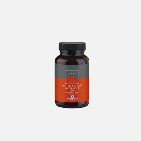 Antioxidant Nutrient Complex – 50 cápsulas – Terra Nova