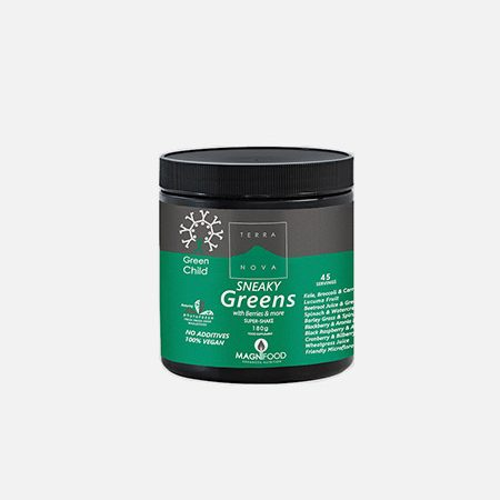Green Child Sneaky Greens Super Shake – 180g – Terra Nova