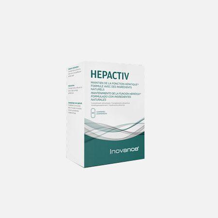 Inovance HEPACTIV – 60 comprimidos – Ysonut