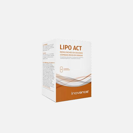 Inovance LIPO ACT – 90 comprimidos – Ysonut