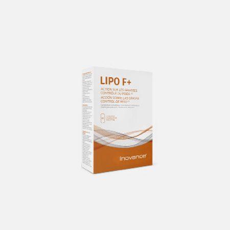 Inovance LIPO F+ – 90 comprimidos – Ysonut